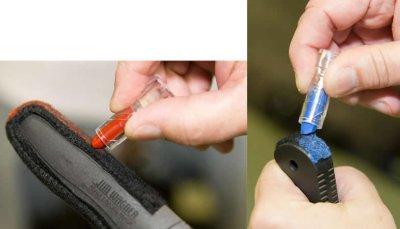 画像1: ワーグナートレーナーナイフ