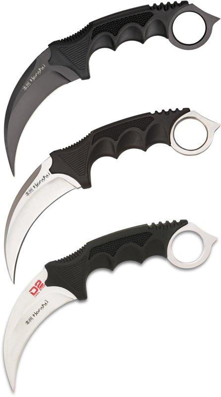 画像1: ザ・本州 タクティカルカランビットナイフ (1)