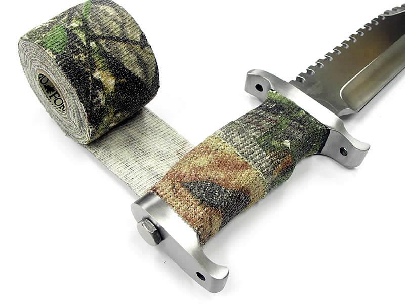 画像1: カモフラージュラップ U.S.A.軍正式支給品 (1)