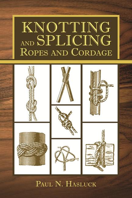 画像1: ノッティング アンド スプライシング ロープなど結び方(洋書) (1)