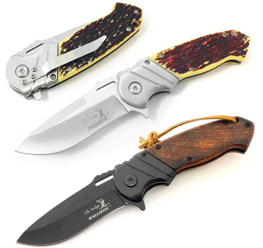画像1: エルクバルスティックナイフ