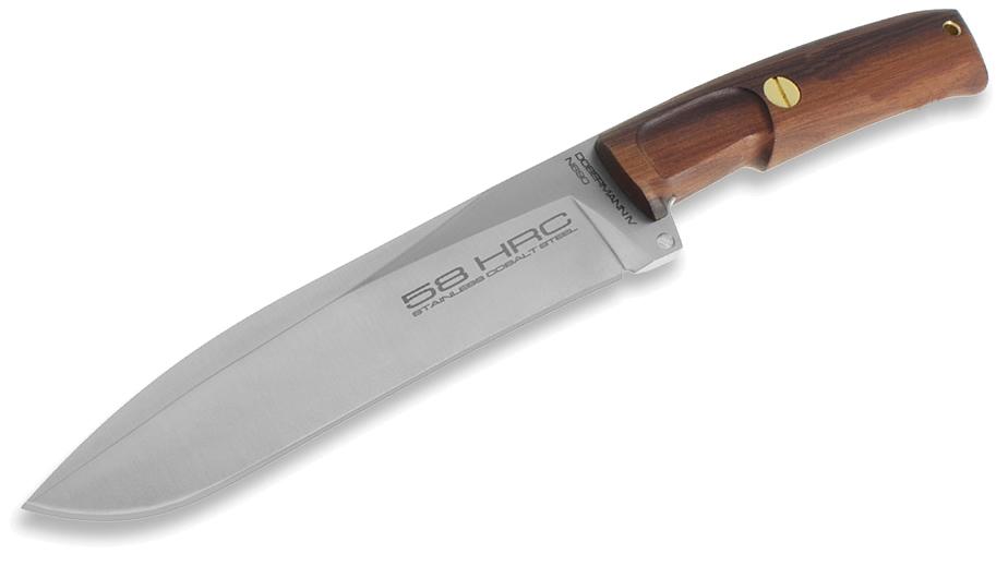 画像1: ザ・ドーベルマン4 ハンターナイフ