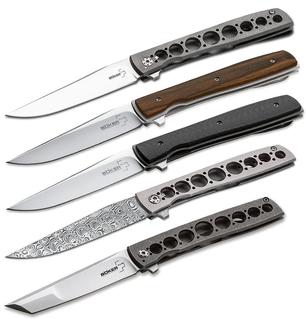 画像1: ザ・トラッパーフレームロックナイフ