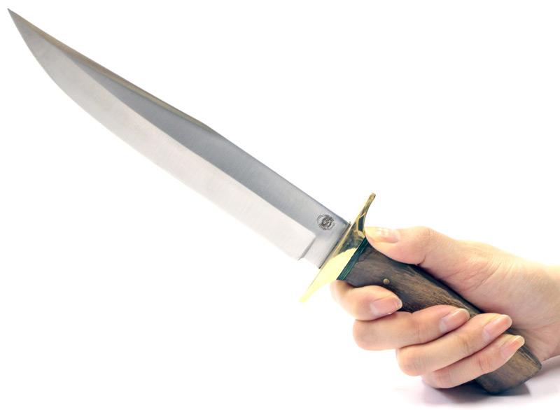 画像2: バッファロースピリットボウイハンターナイフ
