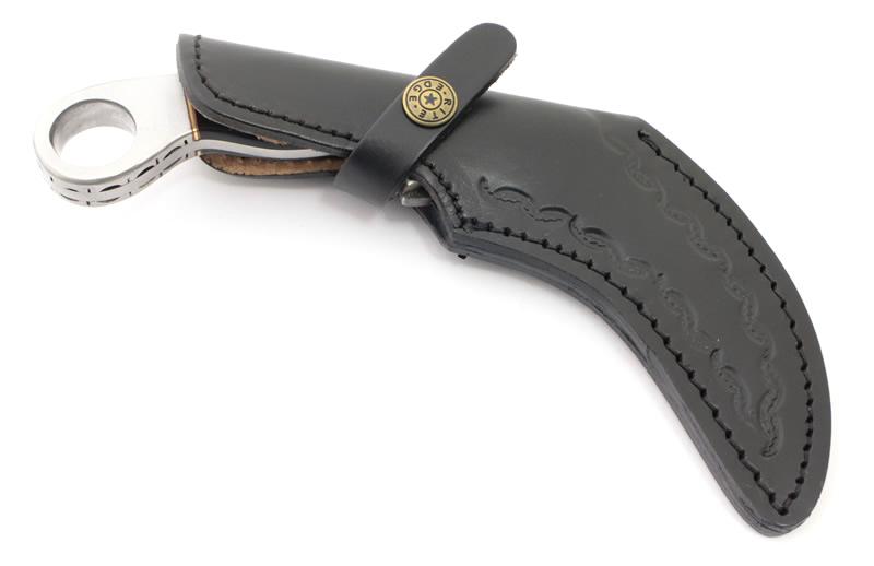 画像3: カランビットダマスカスナイフ
