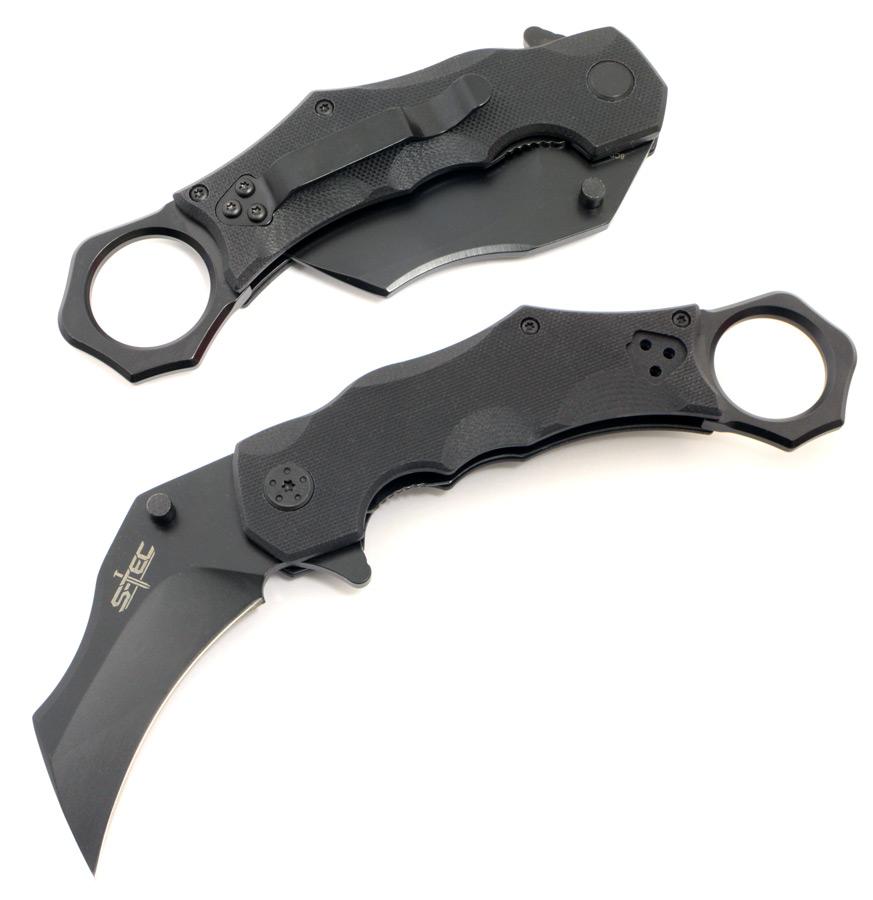画像1: イーグルタロンカランビットナイフ