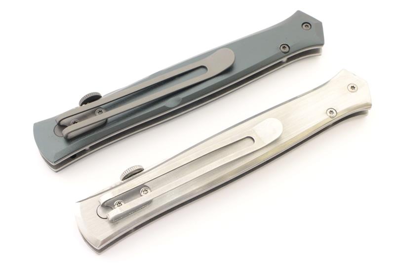 画像3: フルメタルスチレットナイフ