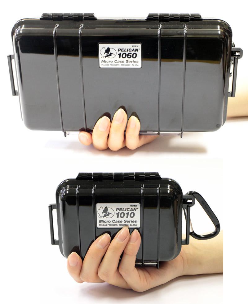 画像4: ポリカーボネート耐衝撃 防水マイクロケース