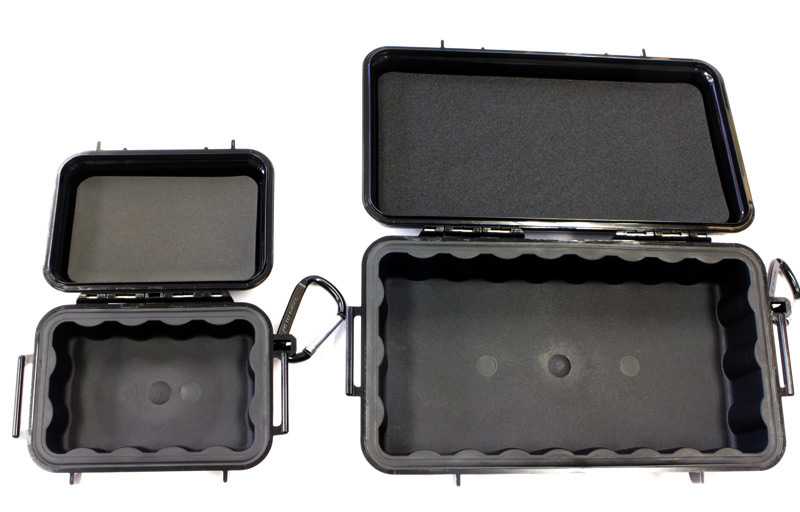 画像3: ポリカーボネート耐衝撃 防水マイクロケース