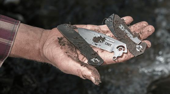 画像4: HOMEFRONTEDC フリッパー分解クリーンナイフ