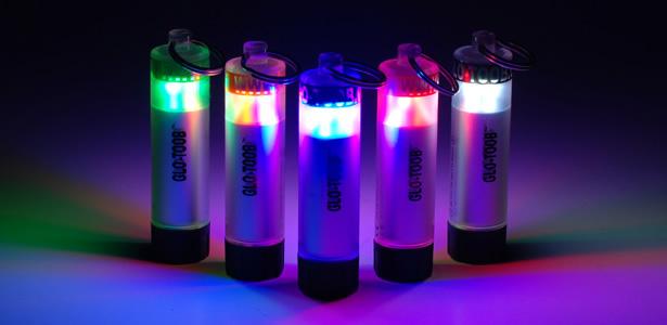 画像1: 60m防水 LEDグローチューブ (1)
