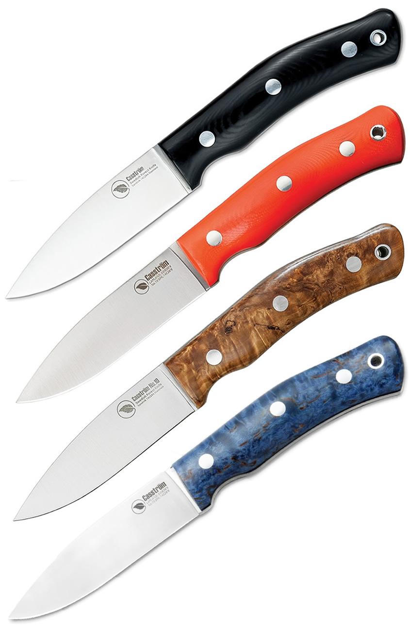 画像1: カストロームフレストブッシュクラフトナイフ