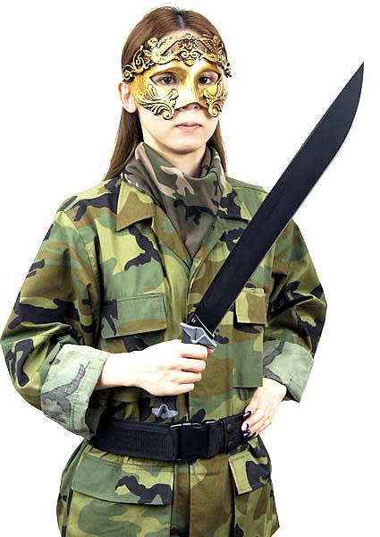 画像3: ザ・キャンプ ナイフジャングルナイフ