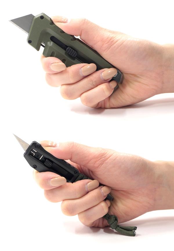 画像2: プライハイブリットユーティリティナイフ