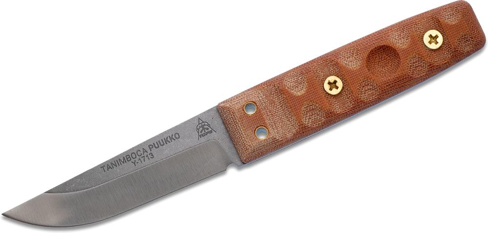 画像1: タニンボカプーコ ブッシュクラフトナイフ