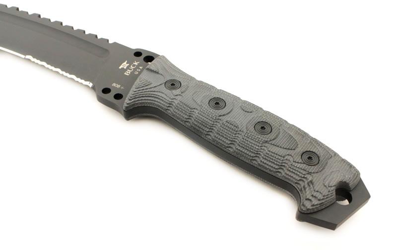 画像4: BUCKナイフ GCKスナイパーブラックホークビルブレードナイフ