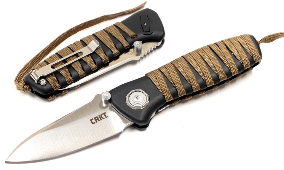 画像1: D2工具鋼パラスケールフォルダーナイフ