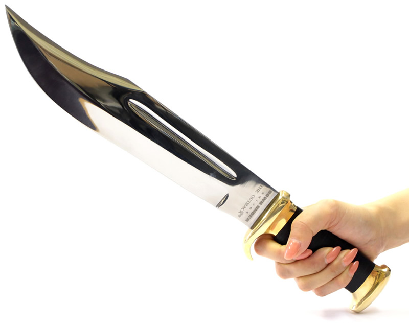 画像2: ダウンアンダー アウトバック・ビッグハンターボーイナイフ