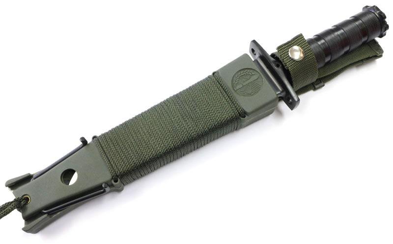 画像4: ジャングルファイター2 多機能サバイバルナイフ・生存キット付