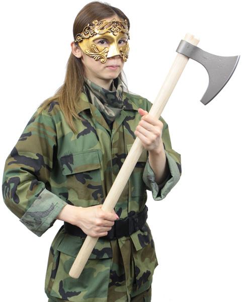 画像2: 鍛造バイキングアックス