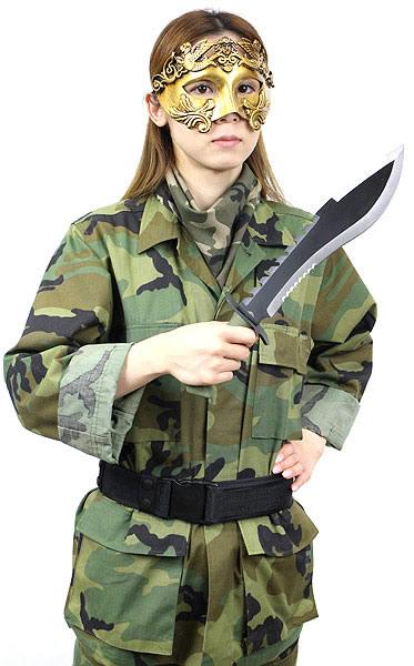 画像2: U.S.M.C. ククリマチェットナイフ アウトレット
