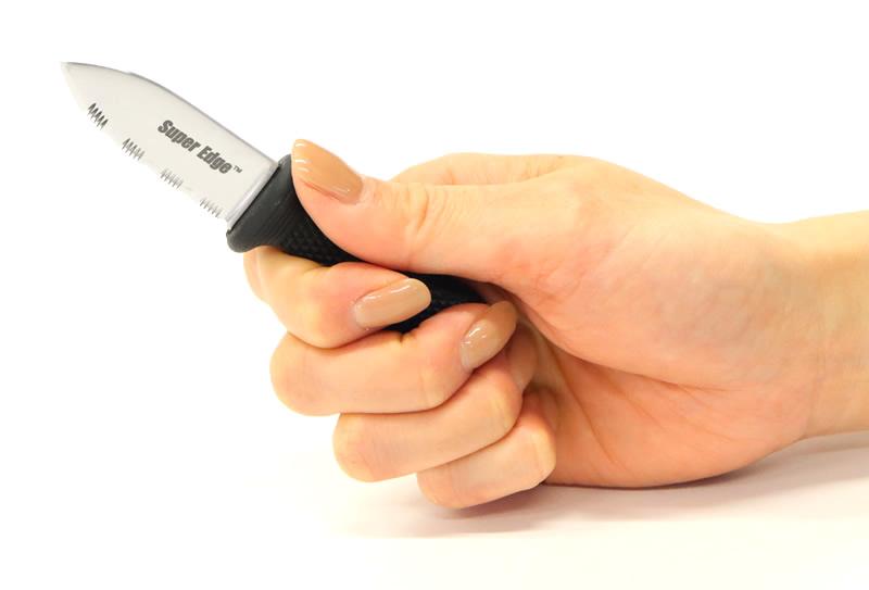 画像2: ネックレスナイフ ザ・スーパーセレーションエッジ