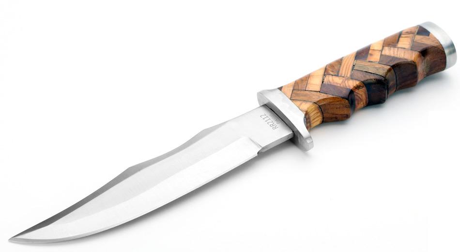 画像1: クロスハッチナイフ