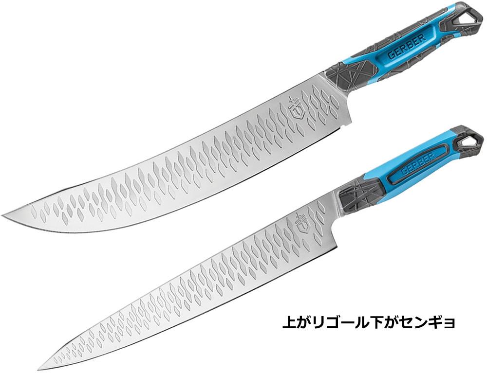 画像1: フィッシングナイフ リゴール&センギョ