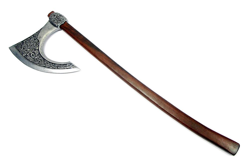画像1: バイキングウオーアックス