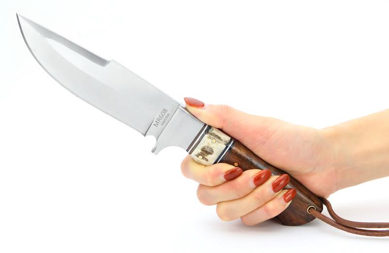 画像2: スキナーウッドスタッグナイフ
