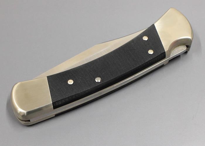 画像2: Buck 110フォールディングハンタープロナイフ