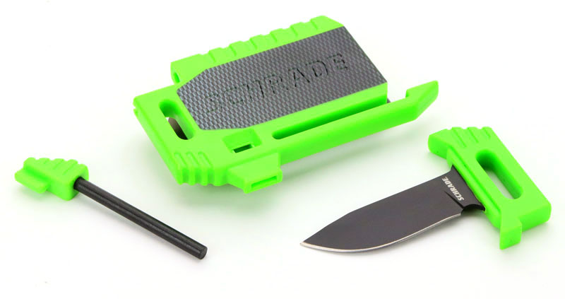 画像2: ポケット サバイバルツール ナイフ