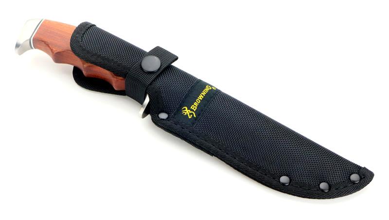 画像3: ブローニングサンダルウッドハンターナイフ
