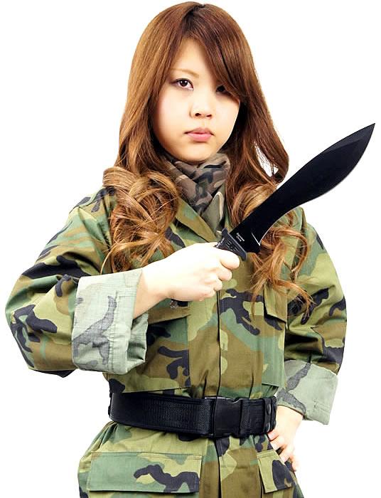 画像2: タクティカルサバイバーククリナイフ