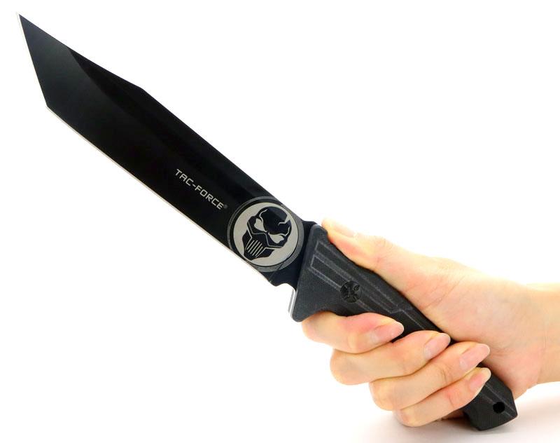 画像2: ザ・ブラックスカルタントーナイフ