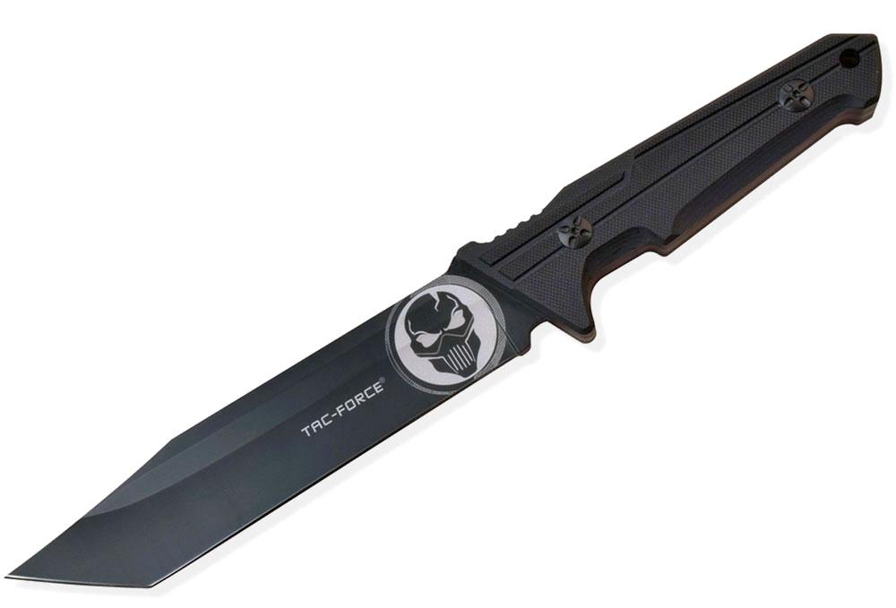 画像1: ザ・ブラックスカルタントーナイフ