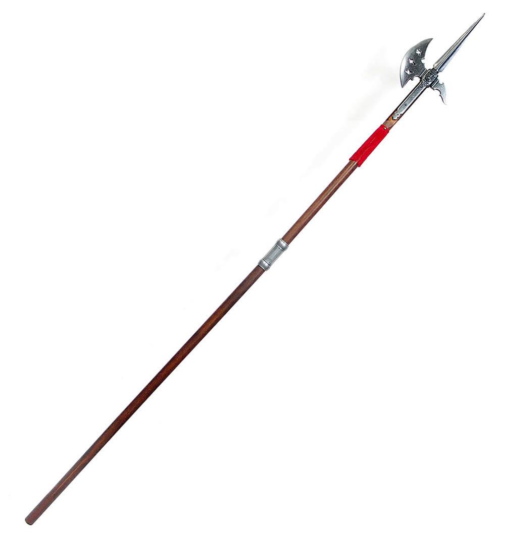 画像1: スイスハルバード 15世紀(長斧槍)