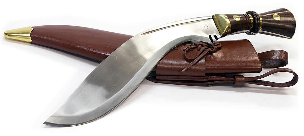 画像1: インドククリナイフ将校用 ↑インド軍アローマーク付き
