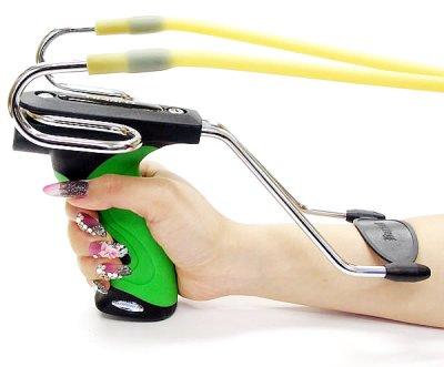 画像2: バーネット 新型ダイヤブロ スリングショット