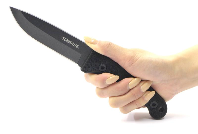 画像: バスクラフトサバイバルナイフ